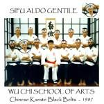 SIFU ALDO WU CHI SCHOOL 1987