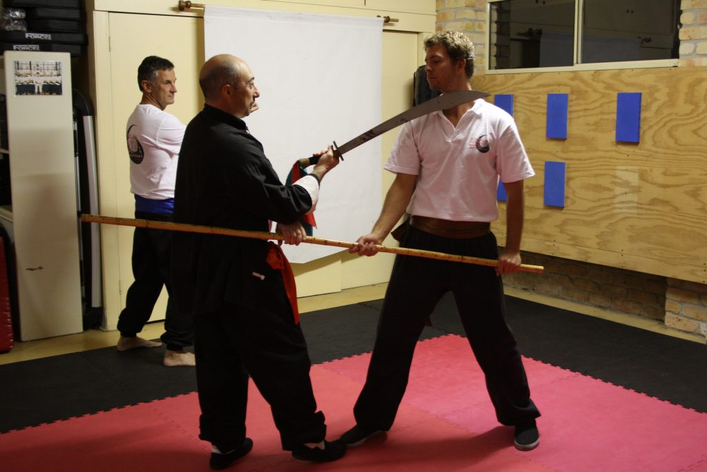 Weapons - AUSTRALIAN INSTITUTE OF MARTIAL ARTS